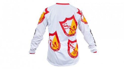 Maillot Jersey Race S&M Old School