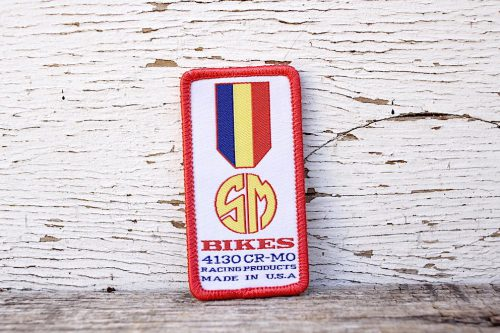 Patch S&M Gold Medal Moto