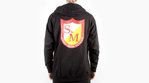 Sweat S&M Shield Pullover Hooded