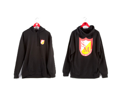 Sweat S&M Shield Pullover