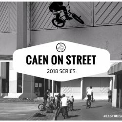 caen on street