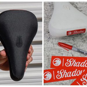 Selle SHADOW Barraco Series 6
