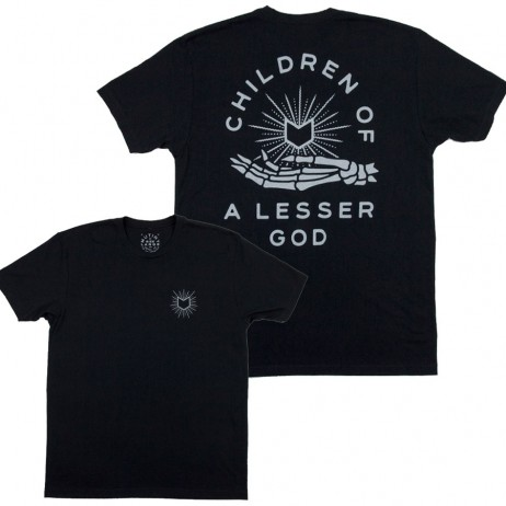 Tee Shirt MUTINY Lesser God