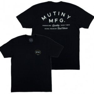 Tee Shirt MUTINY MFG
