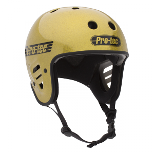 Casque PROTEC Full Cut Certified Gold Flake