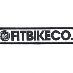 Patch FIT Bike co patchwork