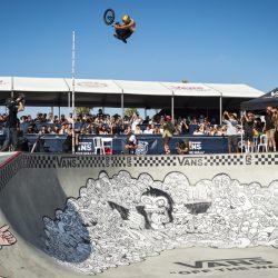 HIGH AIR Contest VANS BMX Pro Cup 2018 H.B